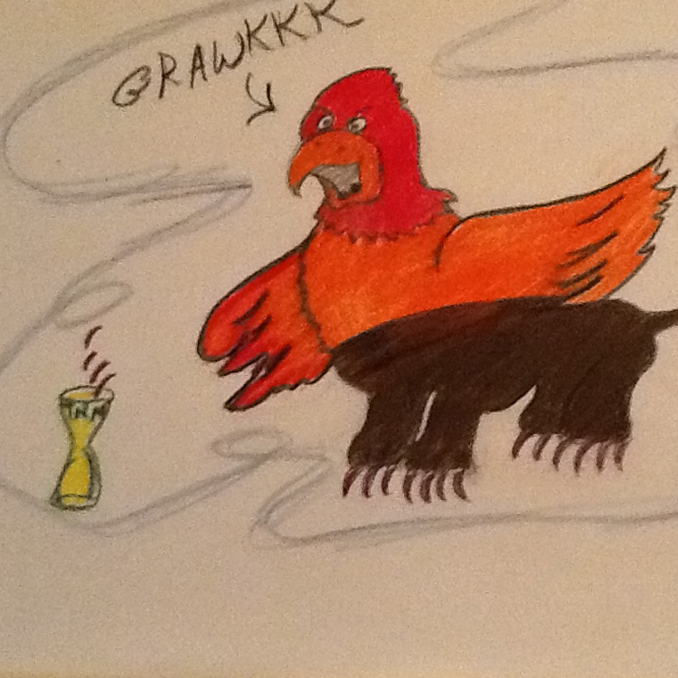The Griffin Entry # 6