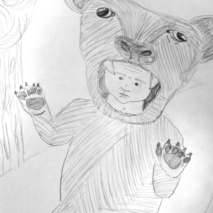 The Were Bear Entry # 12