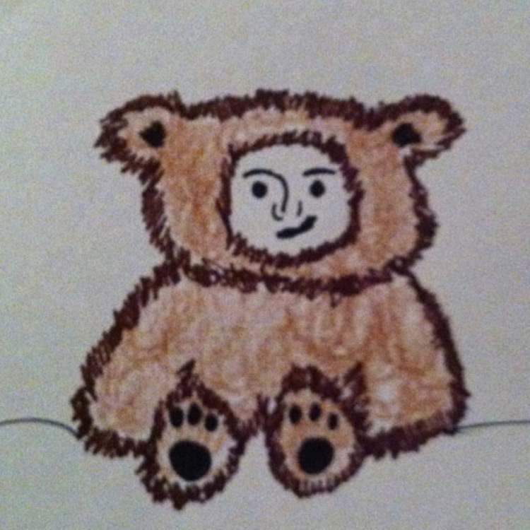 the Were-Bear Entry # 2