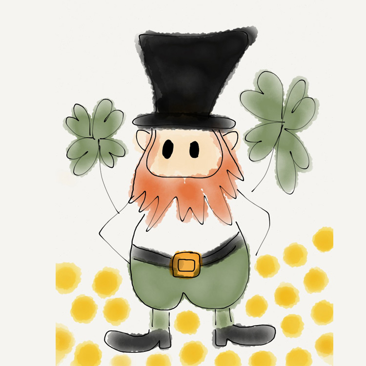 The Leprechaun Entry # 19