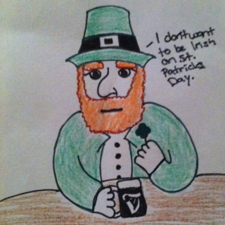 The Leprechaun Entry # 3