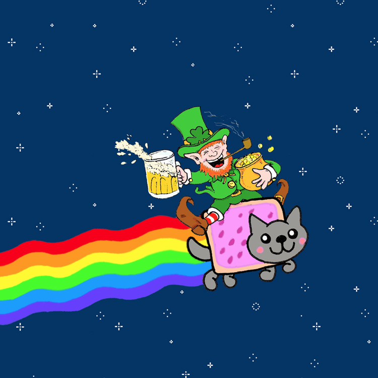 The Leprechaun Entry # 4