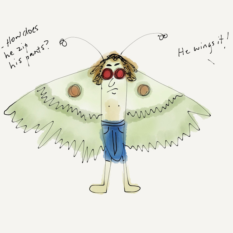 The Mothman Entry # 15