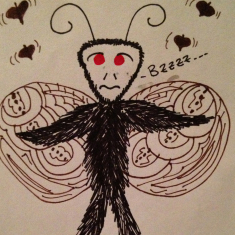 The Mothman Entry # 3
