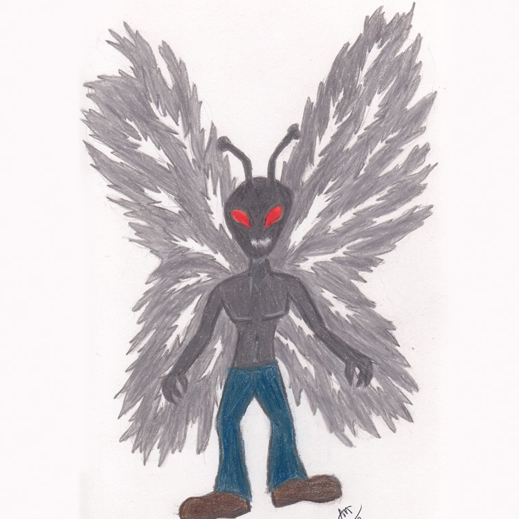 The Mothman Entry # 9