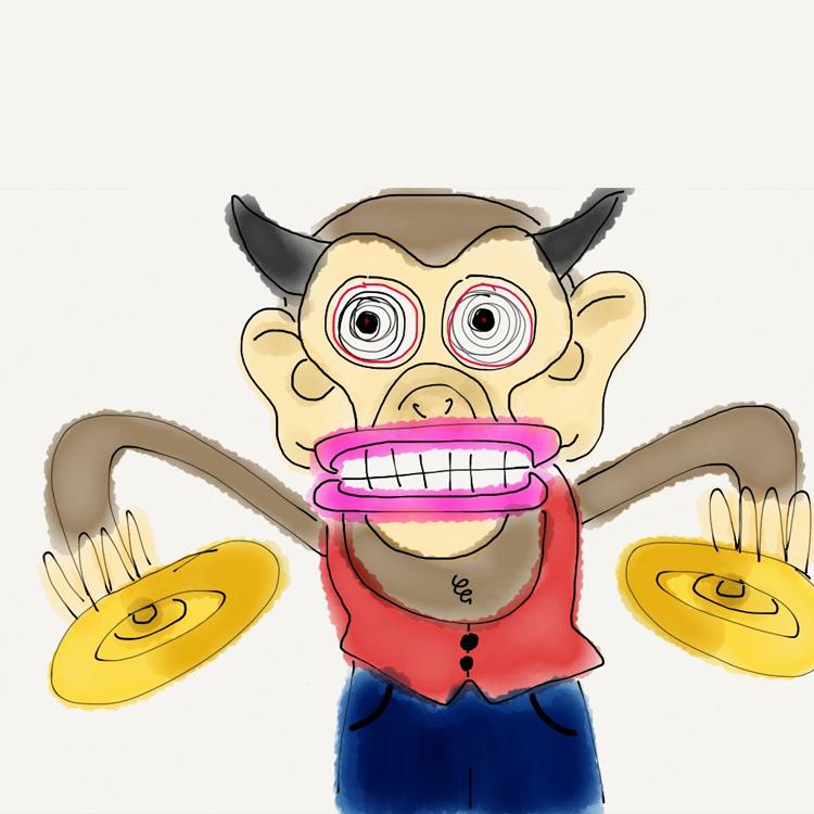 The Devil Monkey Entry # 10