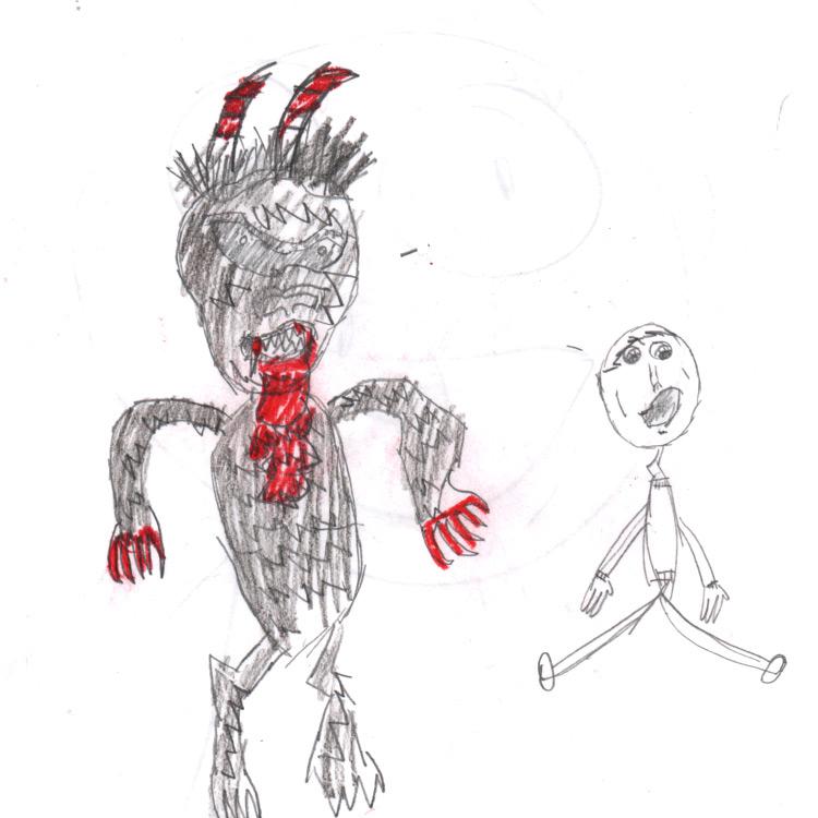 The Devil Monkey Entry # 13