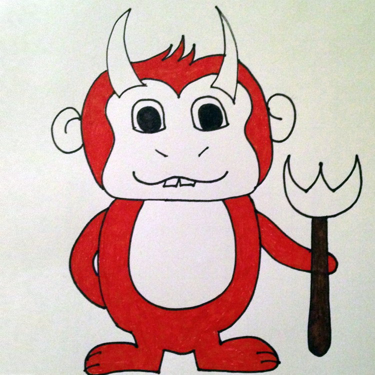 The Devil Monkey Entry # 3