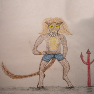 The Devil Monkey Entry # 9
