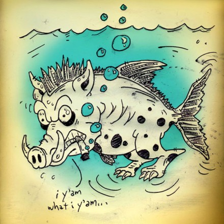 The Sea Hog Entry # 8