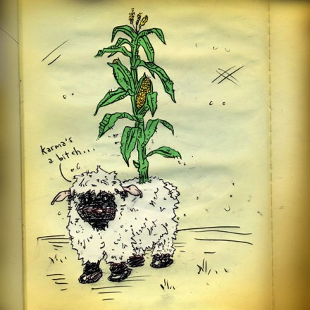 The Vegetable Lamb Entry # 16