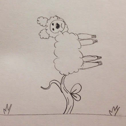 The Vegetable Lamb Entry # 18