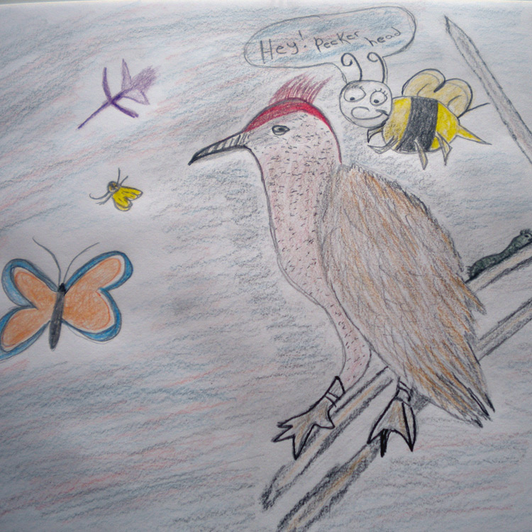 The Hootpecker Entry # 5