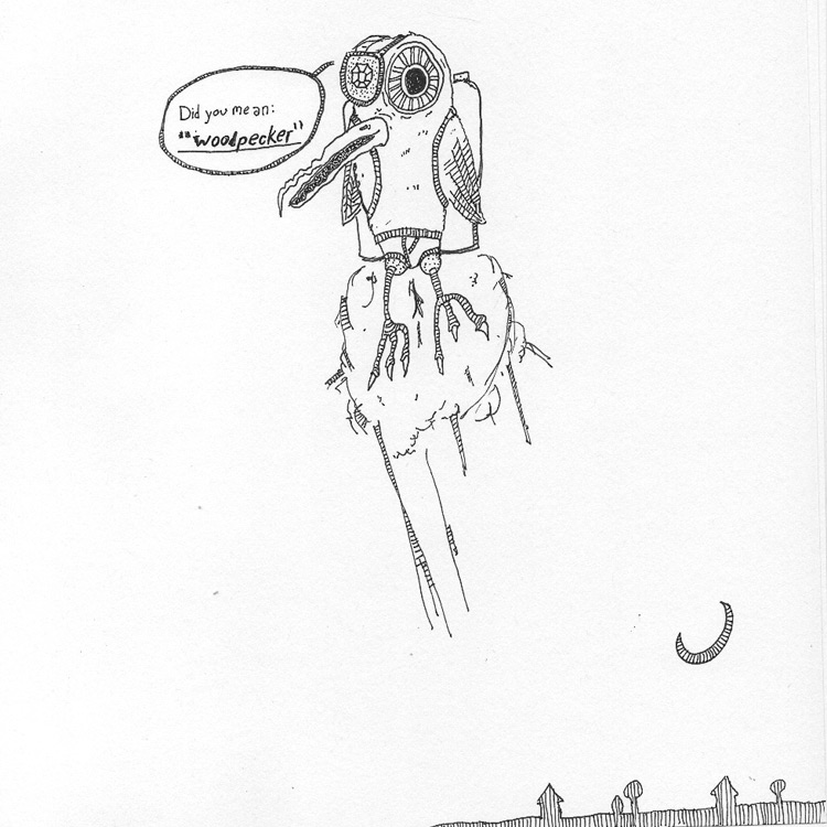 The Hootpecker Entry # 9