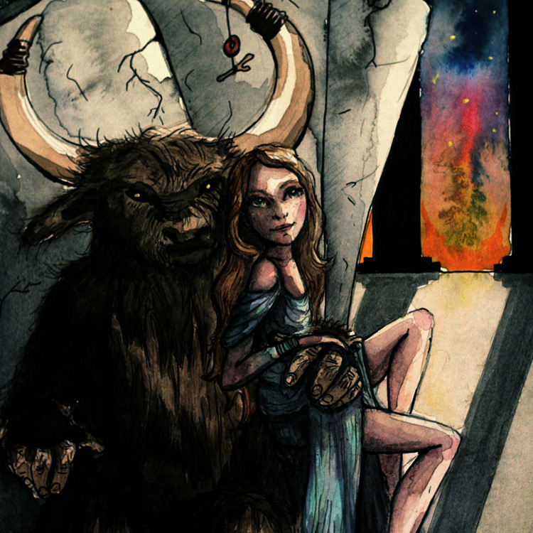 The Minotaur Entry # 4