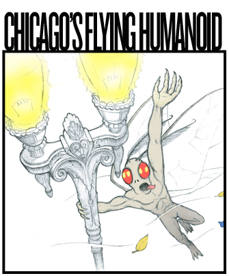 The Chicago Flying Humanoid Drawings Archive