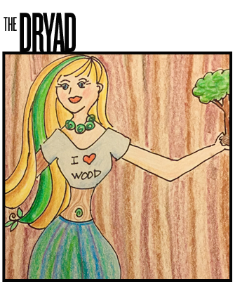 The Dryad Drawing Archive