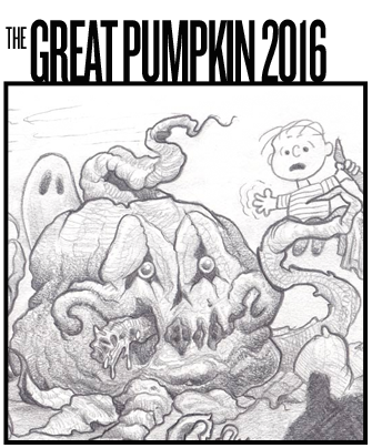 The Great Pumpkin 2016 Archive