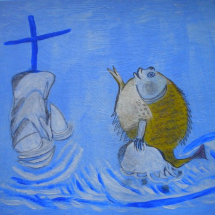 The Bishop Fish Entry # 5