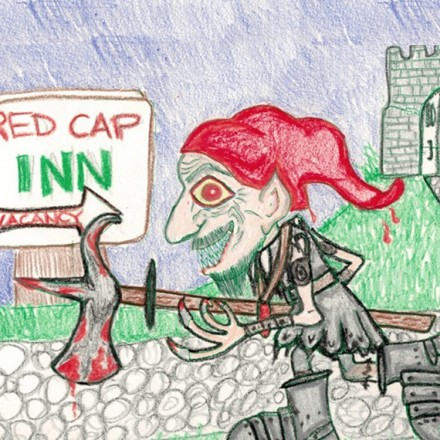 The Redcap Entry # 5