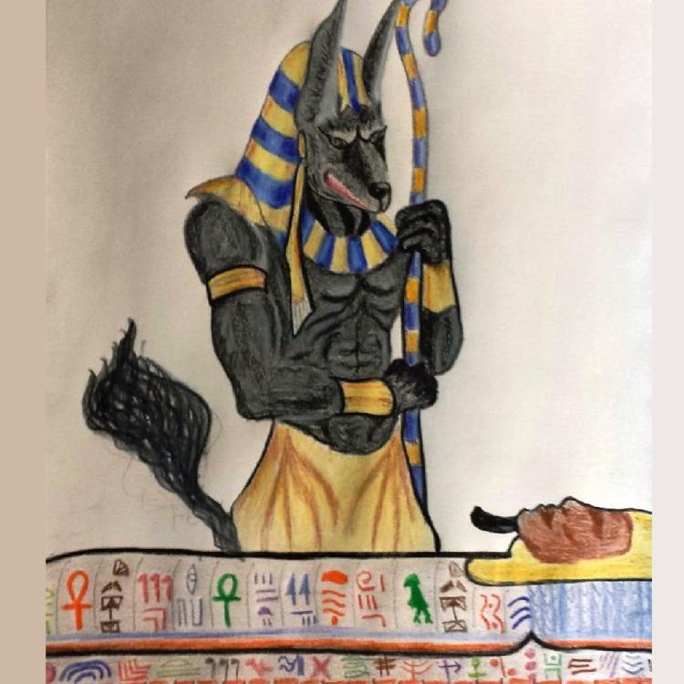 Anubis Entry # 5
