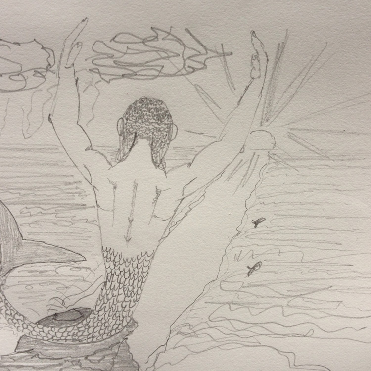 The Merman Entry # 1