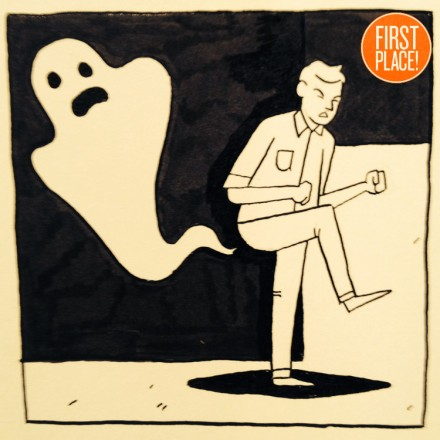 First Place Ghost