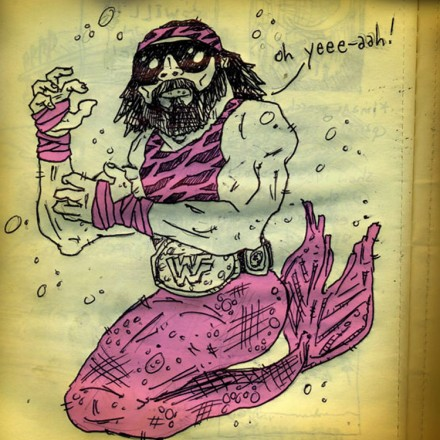 The Merman Entry # 3