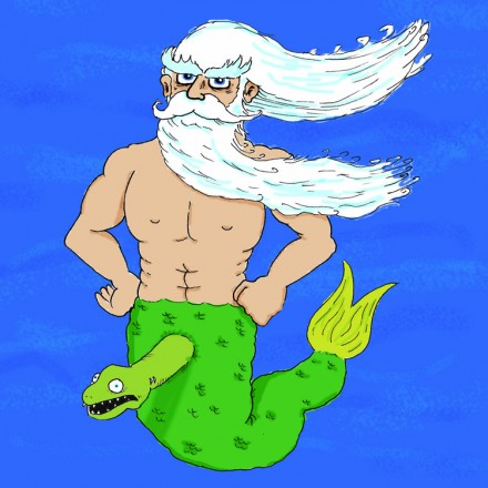 The Merman Entry # 4