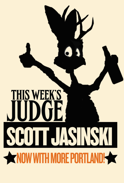 This Week's Judge!