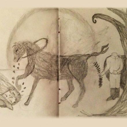 The Headless Horseman Entry # 4