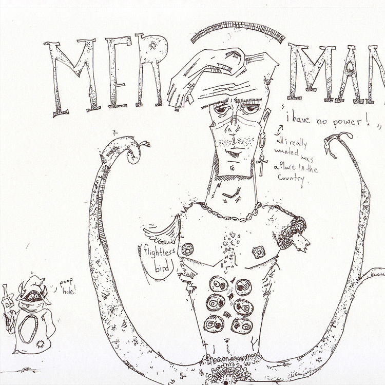 the Merman Entry # 18