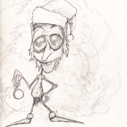 The Christmas Elf Entry # 4