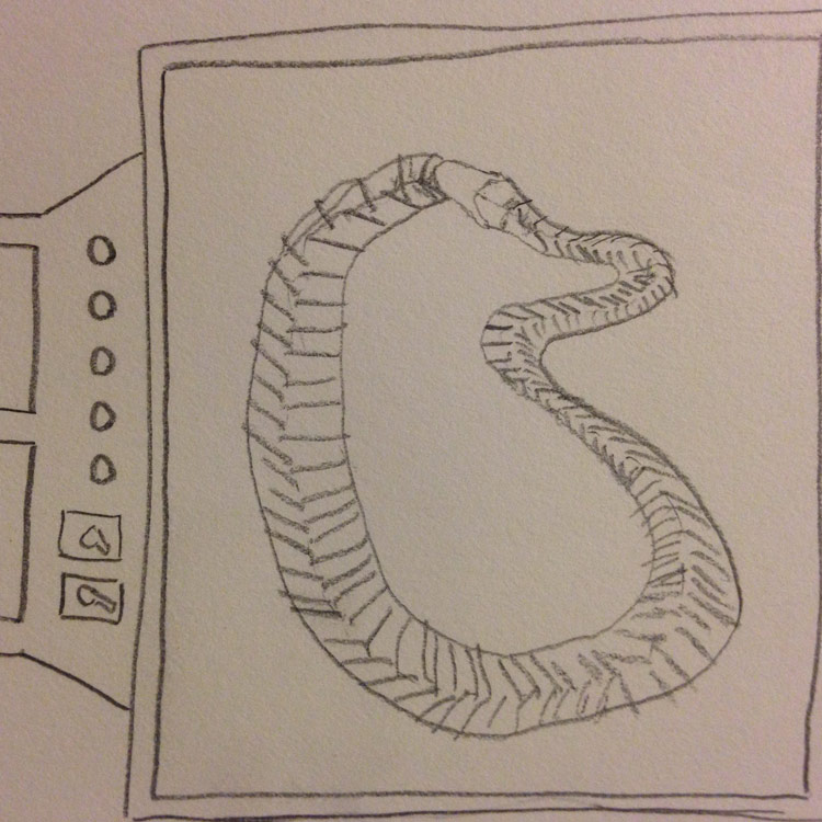 The Hoop Snake Entry # 5