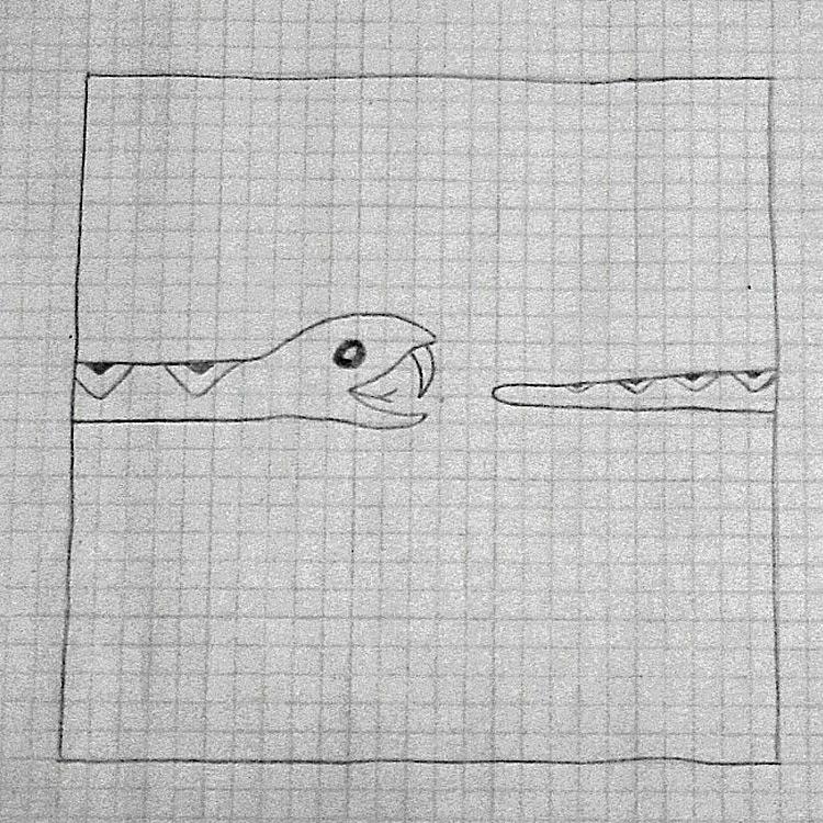 The Hoop Snake Entry # 8