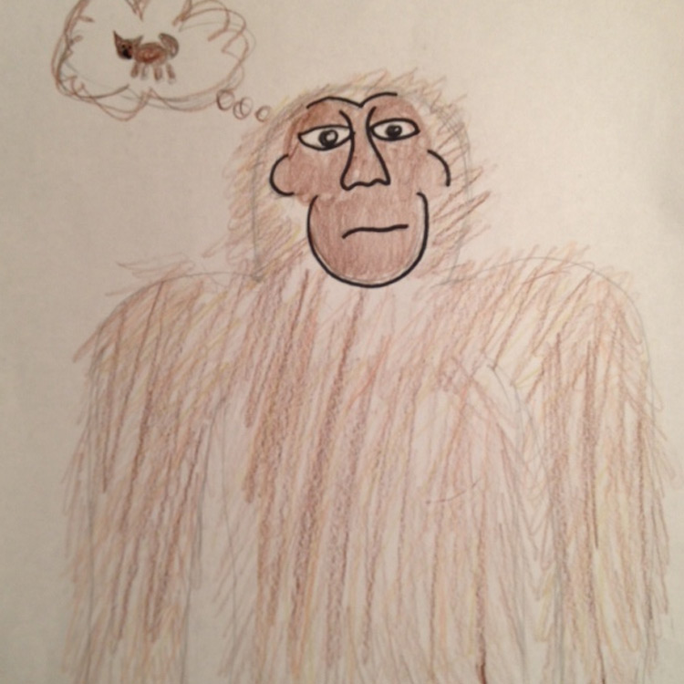 The Skunk Ape Entry # 1