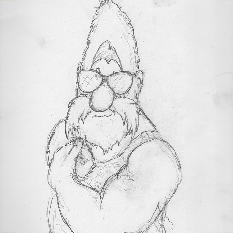 The Skunk Ape Entry # 4