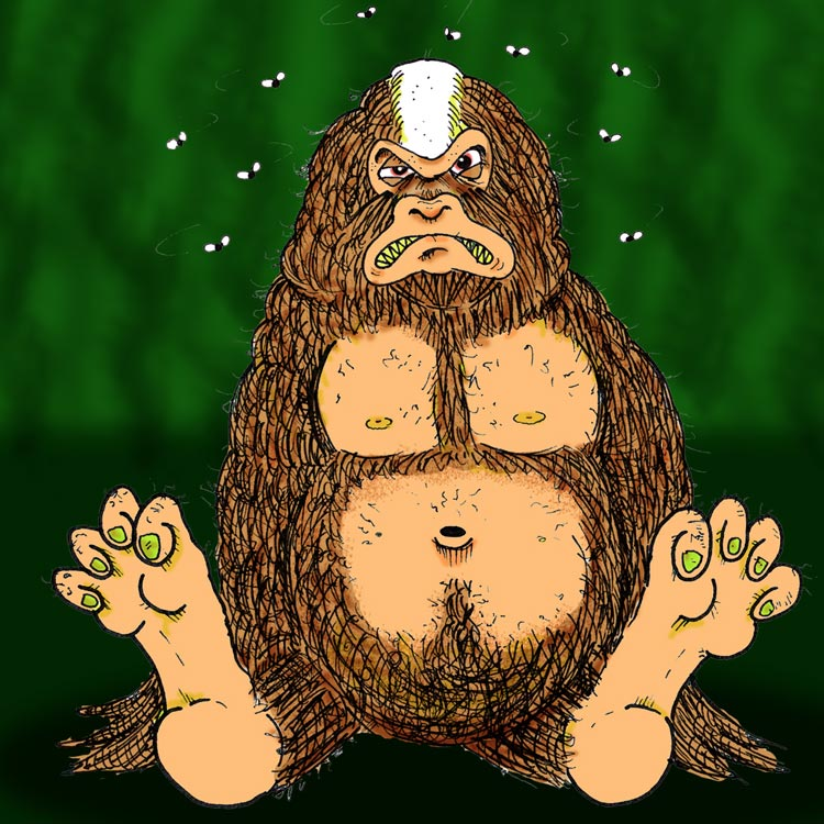 The Skunk Ape Entry # 6