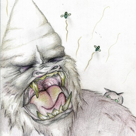 The Skunk Ape Entry # 8