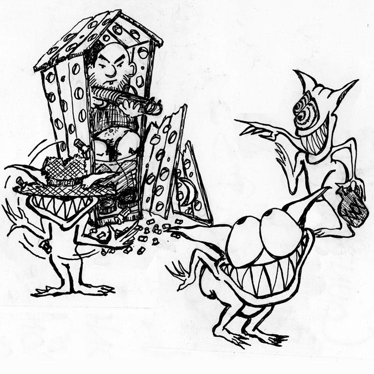 The Hopkinsville Goblins Entry # 3