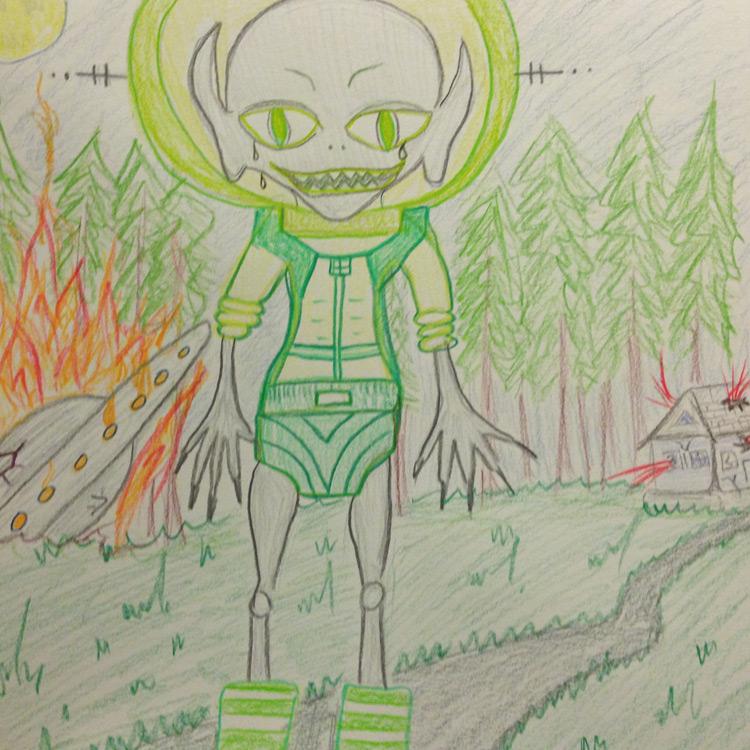 The Hopkinsville Goblins Entry # 6