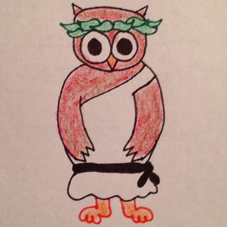 The Lil Owl Entry # 1