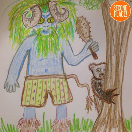 The Second Place Leshy Entry