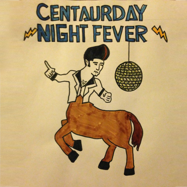 The Centaur Entry # 2