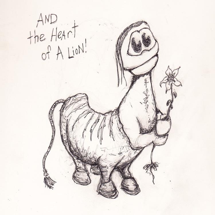 The Centaur Entry # 5