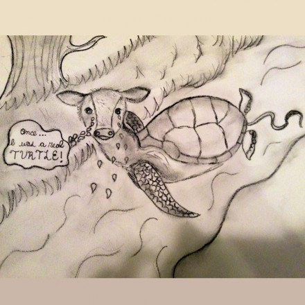 The Mock Turtle Entry # 4