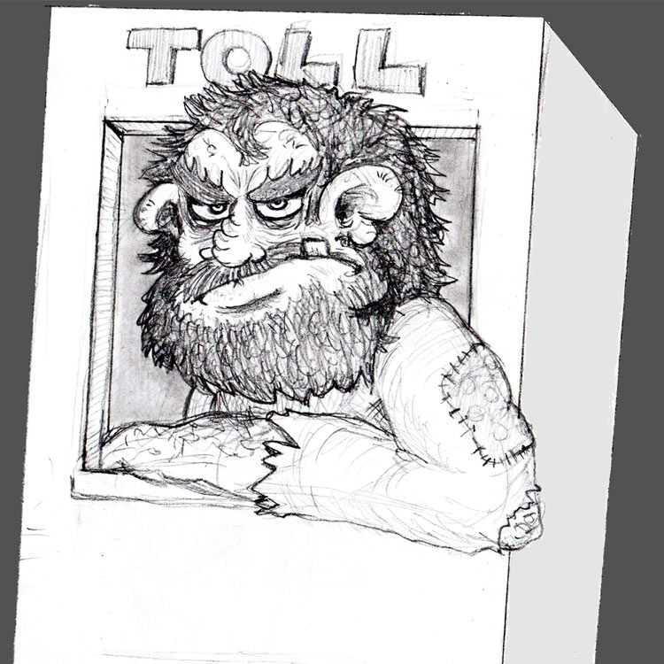 The Bridge Troll Entry # 3