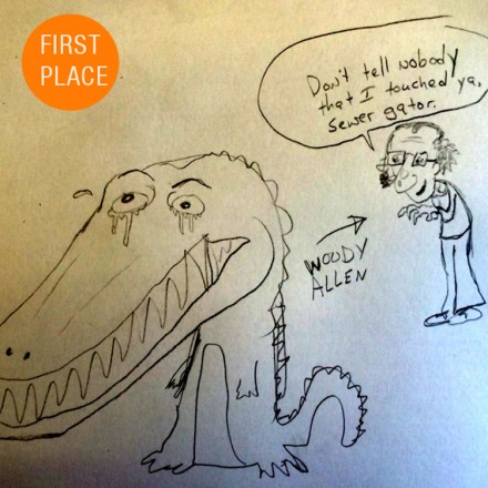 The Sewer Alligator Entry # 7