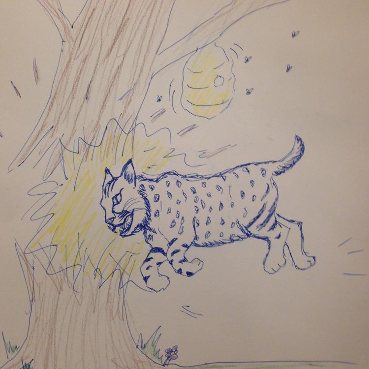 The Splinter Cat Entry # 10