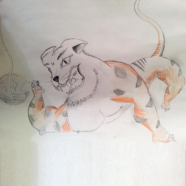 The Splinter Cat Entry # 11